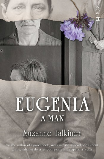Eugenia A Man book cover